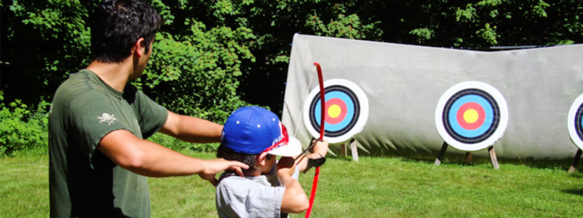 Archery at Tekoa Foothills