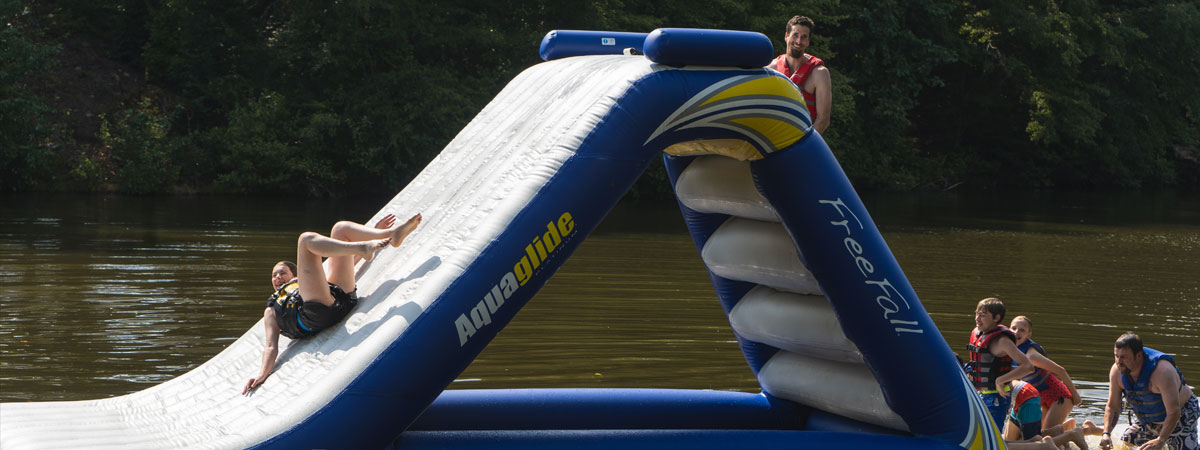 Foothills Slide 2019 Lakeslide